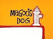 Magoo's Dog Picture Into Cartoon