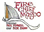 Fire Chief Magoo Picture Into Cartoon