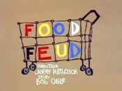 Food Feud Picture Into Cartoon