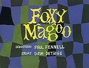 Foxy Magoo Pictures Cartoons