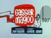 Gasser Magoo Picture Into Cartoon