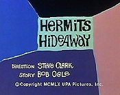 Hermits Hideaway Cartoon Picture