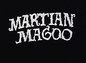 Martian Magoo Cartoon Character Picture
