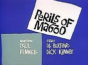 Perils Of Magoo Cartoon Picture
