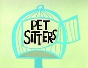 Pet Sitters Cartoon Picture