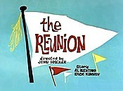 The Reunion Cartoon Picture