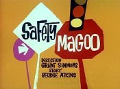 Safety Magoo Cartoon Funny Pictures
