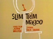 Slim Trim Magoo Picture Into Cartoon