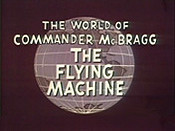 The Flying Machine Picture Of Cartoon