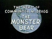 The Monster Bear Cartoons Picture