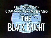 The Black Knight Picture Of Cartoon