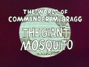 The Giant Mosquito Picture To Cartoon