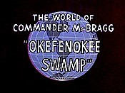 Okefenokee Swamp Pictures In Cartoon