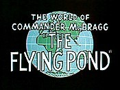 The Flying Pond Picture To Cartoon