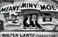 Meany, Miny and Moe Theatrical Cartoon Series Logo