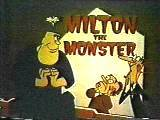 Milton The Monster Show Cartoon Character Picture
