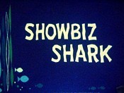 Showbiz Shark Cartoon Character Picture
