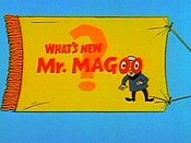 Who's Zoo Magoo? Pictures Of Cartoon Characters