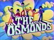 Osmonds Come Home Cartoon Character Picture