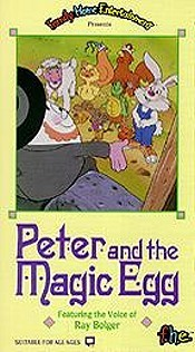 Peter And The Magic Egg Cartoon Picture