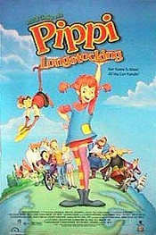 Pippi Longstocking Cartoon Character Picture