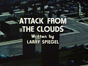 Attack From The Clouds Cartoon Picture