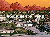 Lagoon Of Peril Cartoon Picture