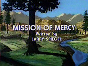 Mission Of Mercy Cartoon Character Picture