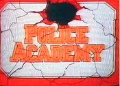 Police Academy Blues Cartoon Picture