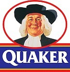 Quaker Oats Company Commercials  Logo