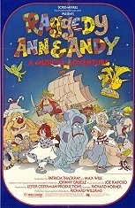 Raggedy Ann And Andy Picture Into Cartoon