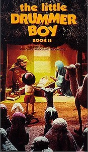 The Little Drummer Boy, Book II Pictures To Cartoon