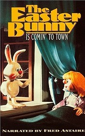 The Easter Bunny Is Comin' To Town Cartoon Picture