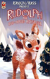 Rudolph The Red-Nosed Reindeer Picture Into Cartoon