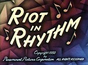 Riot In Rhythm Cartoon Picture