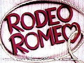 Rodeo Romeo Picture Of Cartoon