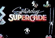 Saturday Supercade Cartoon Character Picture