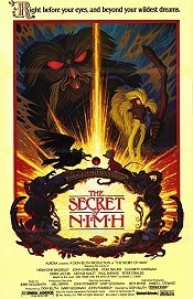 The Secret Of NIMH Picture Into Cartoon