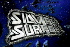 The Silver Surfer Episode Guide Logo