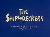 The Shipwreckers Unknown Tag: 'pic_title'