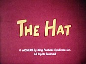 The Hat Picture Of Cartoon
