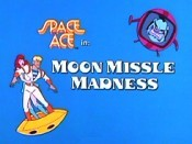 Moon Missile Madness Cartoon Picture