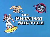 The Phantom Shuttle Cartoon Picture