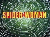 The Spider-Woman And The Fly Picture Into Cartoon