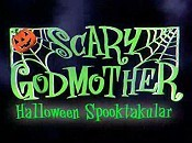 Scary Godmother Halloween Spooktakular Cartoon Picture