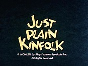 Just Plain Kinfolk Cartoon Pictures