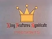 King Features Trilogy Cartoon Character Picture
