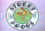 Fleet Frogs Picture To Cartoon