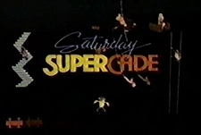 Saturday Supercade Episode Guide Logo