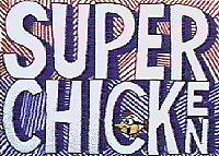 Super Chicken vs. The Zipper Cartoon Picture